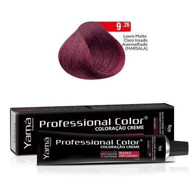 Coloração Professional Color Nano Infusion N 9.26